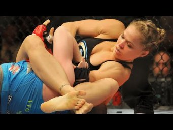 Dangerous beauties.The most attractive and effective girls in MMA