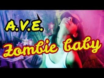 Zombie baby (Egzod - Rise Up ft. Veronica Bravo & М.I.M.E.) watch carefully!